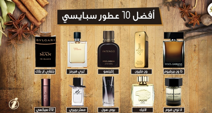 6f7cac8c5 Top 10 spicy perfume for men_أفضل 10 عطور سبايسي للرجال