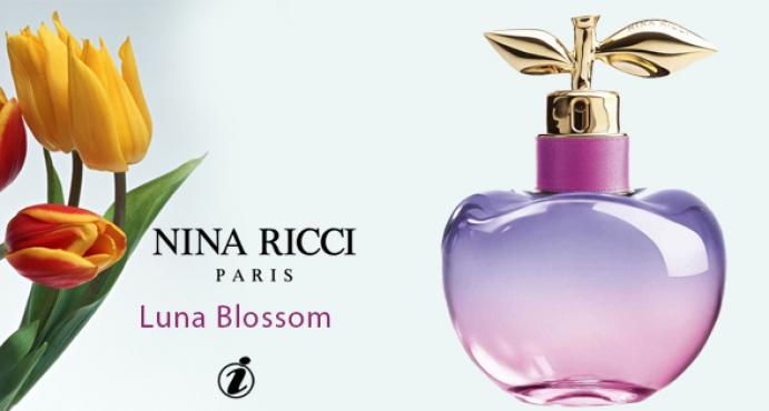 Luna Blossom by Nina Ricci_عطر جديد من نينا ريتشي،: لونا بلسوم نينا ريتشي