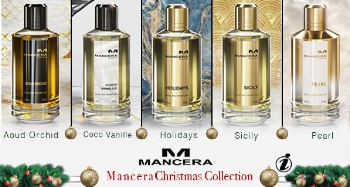 Mancera Christmas Collection_مجموعة الكريسماس من مانسيرا