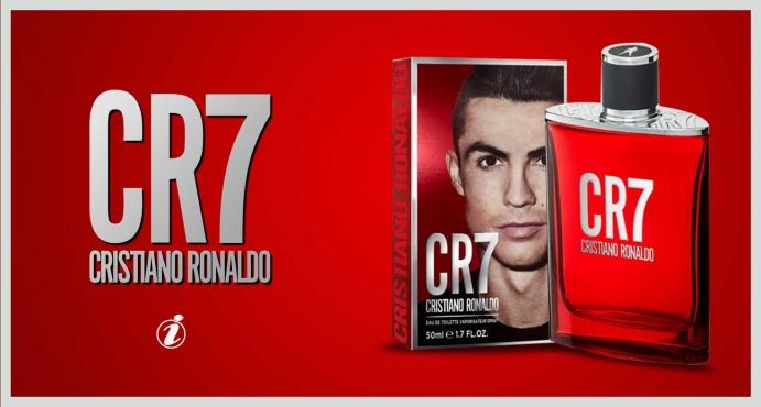 Cristiano Ronaldo CR7_العطر المدمر كريستيانو رونالدو سي أر 7