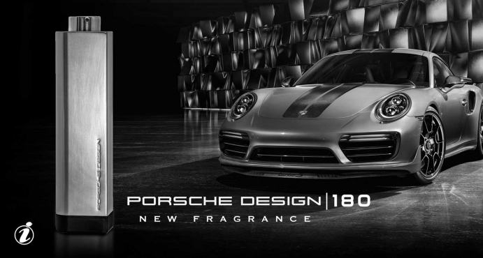 Porsche Design 180 _العطر الشبابي العصري بورش ديزاين 180