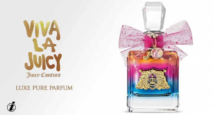 Viva La Juicy Luxe Pure Parfum Juicy Couture_العطر الأنثوي المثير فيفا لا جوسي لوكس بيور بارفيوم جوسي كوتور