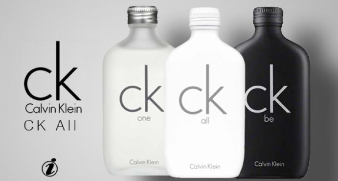 New Perfume Calvin Klein CK All_عطر كالفين كلاين سي كيه أوول الجديد