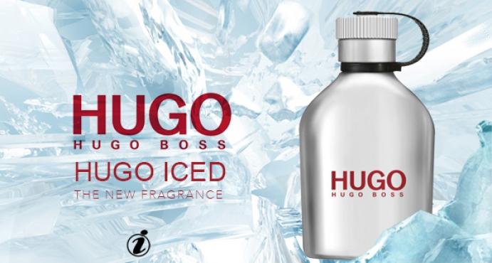 New perfume Hugo Boss Hugo Iced_عطر هوجو آيسد هوجو بوس الجديد