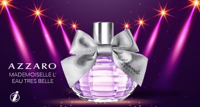 New perfume Azzaro Mademoiselle L'Eau Très Belle_عطر مودموزيل ليو تغي بيلي أزارو الجديد