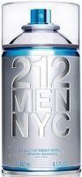 212 Men NYC Body Spray-عطر كارولينا هيريرا 212 من أن واي سي بودي سبراي