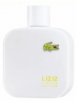 Eau de  L.12.12 Blanc Limited Edition-عطر يو دي لاكوست لي . 12.12 بلانك ليميتد اديشن
