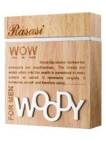 Woody -عطر رصاصي وودي