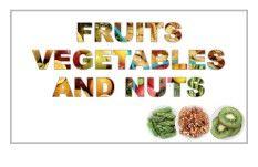 الفواكه-والخضروات-والمكسرات