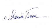Shania Twain  fragrances and colognes