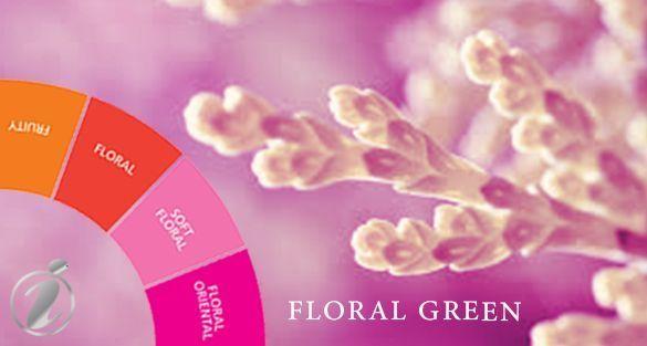 زهري عشبي Floral Green