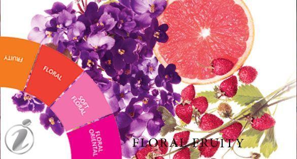 زهري فواكه Floral Fruity