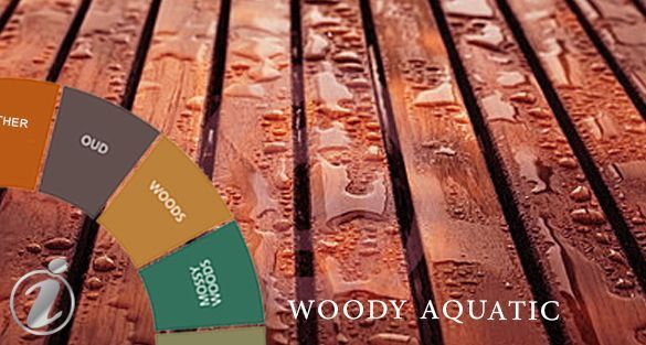 خشبي مائي Woody Aquatic