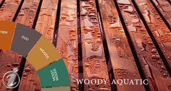 خشبي مائي Woody Aquatic