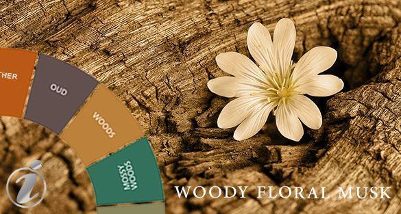 خشبي زهري مسك Woody Floral Musk