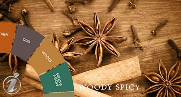 خشبي حار Woody Spicy