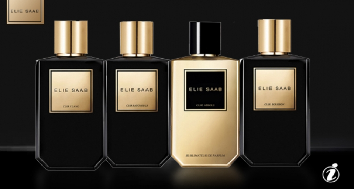 d5492e227 New collection from Elie Saab: Cuir Bourbon, Cuir Ylang, Cuir Patchouli and  Cuir