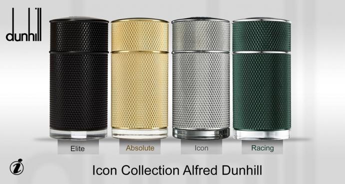 Icon Collection Alfred Dunhill_المجموعة العطرية المميزة أيكون ألفريد دنهل