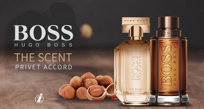 Hugo Boss - Boss The Scent Private Accord_عطر المتعة والإثارة بوس ذا سينت برايفت أكورد للنساء والرجال