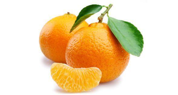 المندرين Mandarin Orange