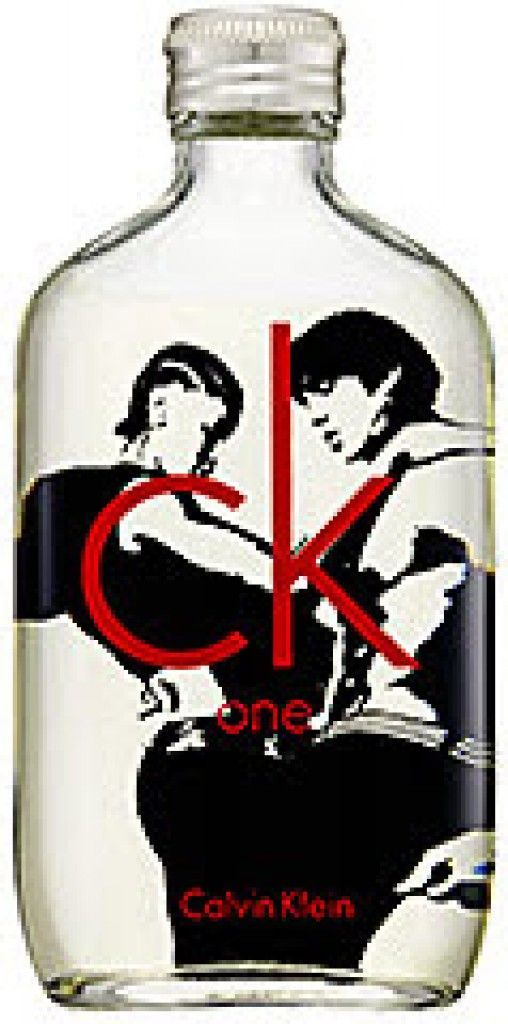CK One Collector Bottle 2008