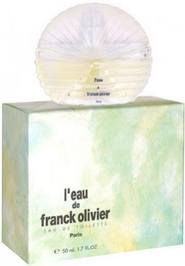 L'Eau de  Franck Olivier