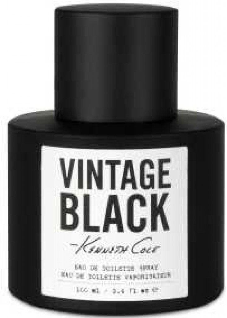 Vintage Black Kenneth Cole