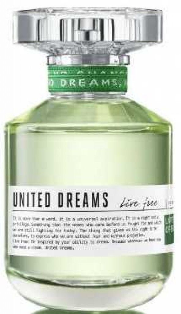 United Dreams Live Free