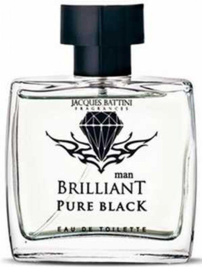 Brilliant Pure Black