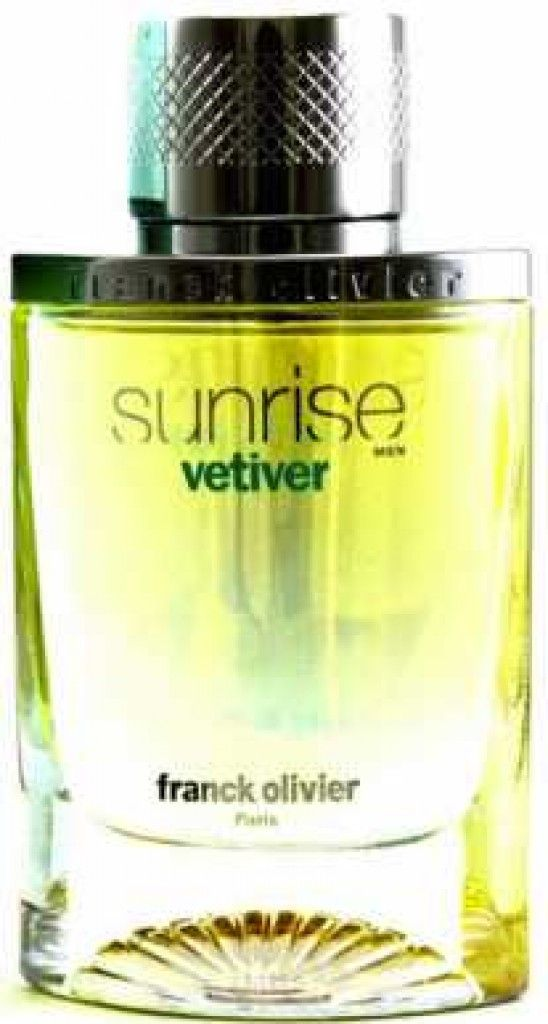 Sunrise Vetiver