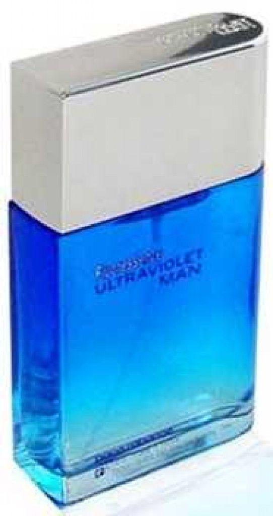 Ultraviolet Fluoressence for Men