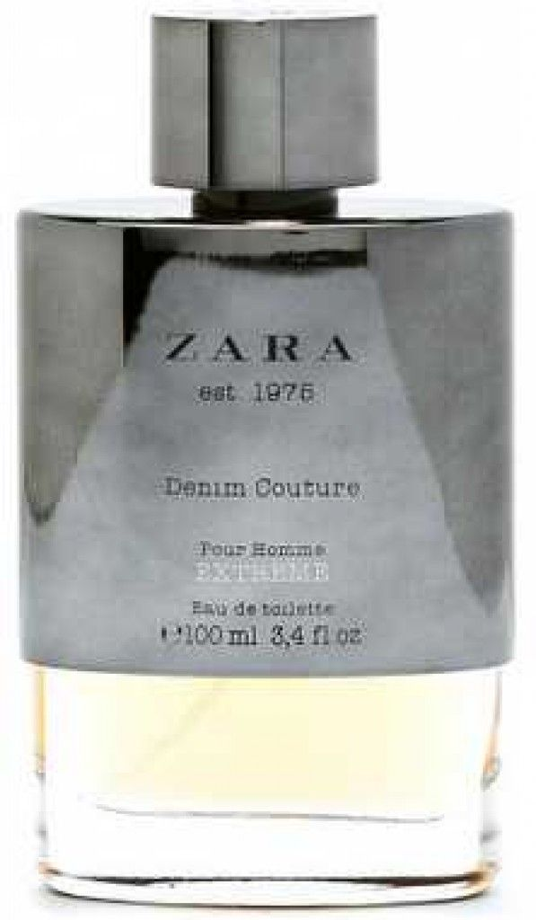 Zara EST 1975 Denim Couture Extreme