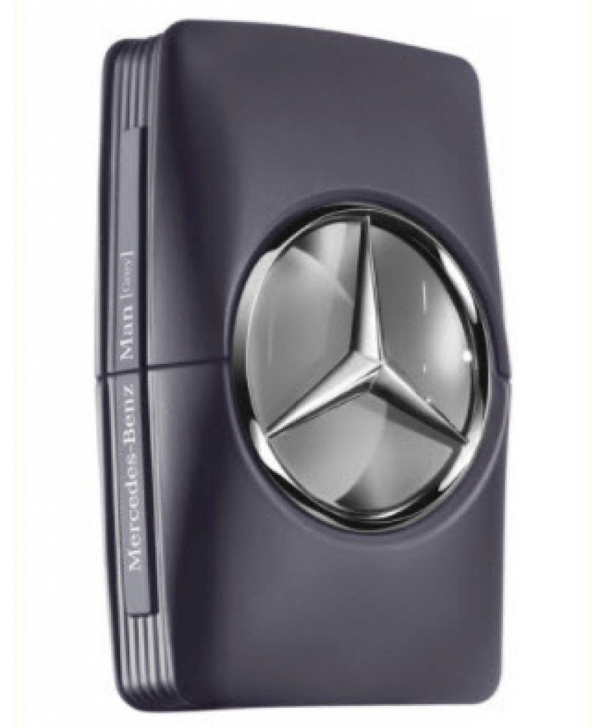 Man Grey Mercedes-Benz