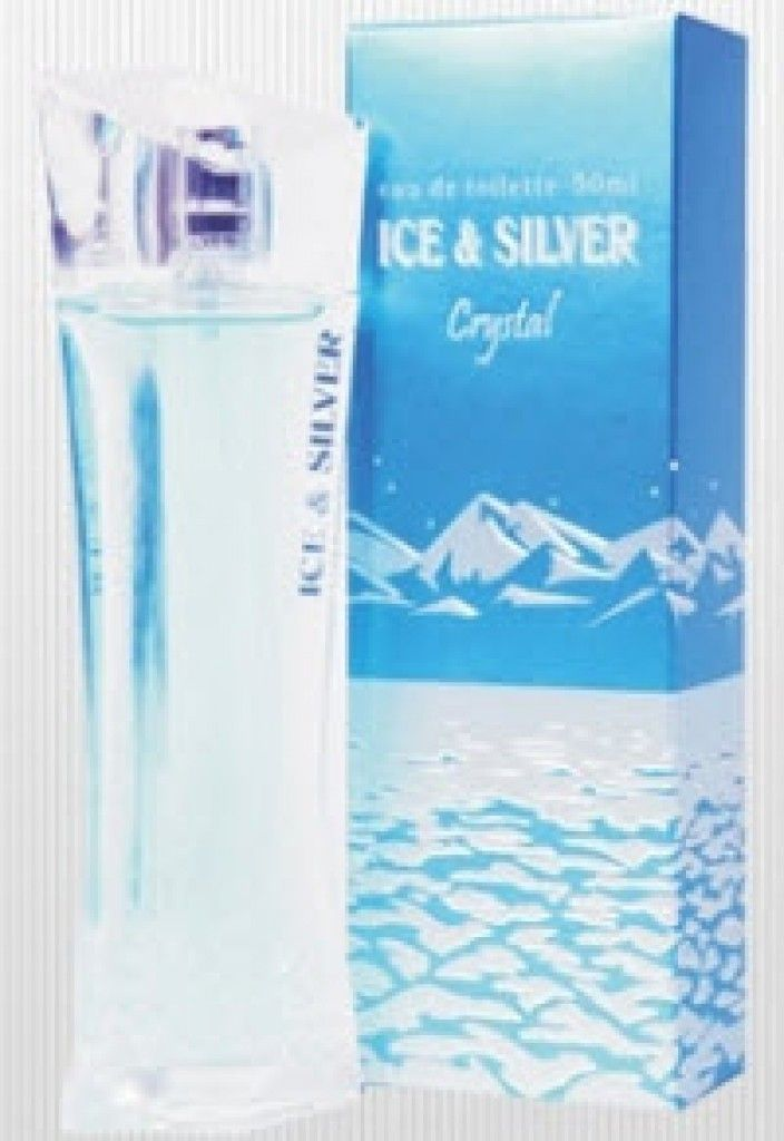 Ice & Silver Crystal