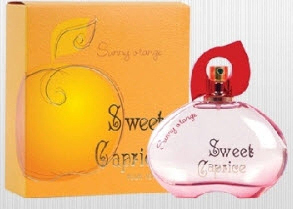 Sweet Caprice Sunny Orange