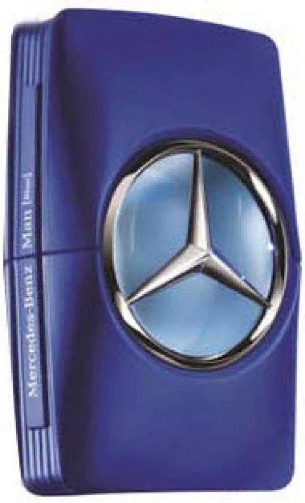 Mercedes Benz Man Blue