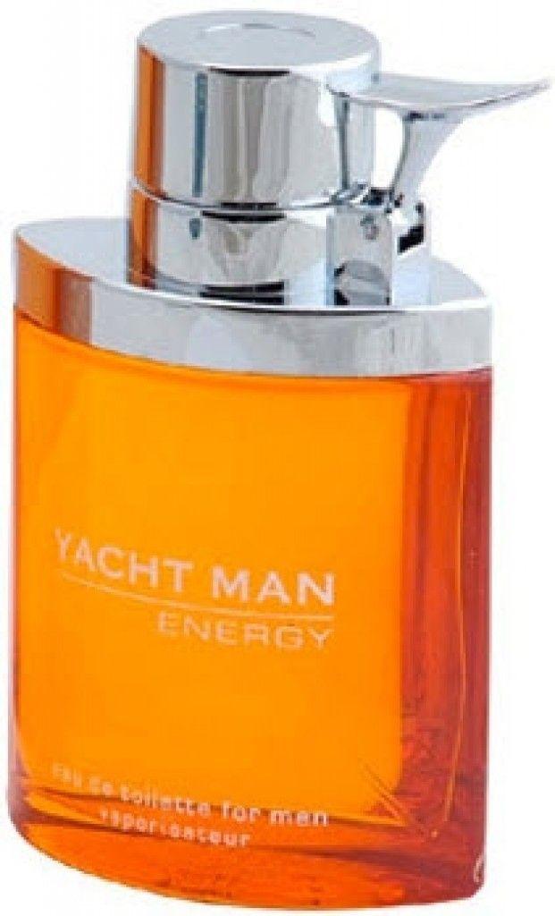Yacht Man Energy