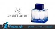 perfume Splash Blue Seduction for Men Antonio Banderas