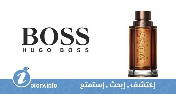 841995b41 عطر هوجو بوس بوس ذا سينت برايفت أكورد - Boss The Scent Private Accord