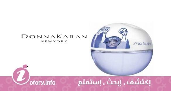 عطر دكني بي ديليشس سيتي بروكلين جيرل دونا كاران  -  perfume DKNY Be Delicious City Brooklyn Girl Donna Karan