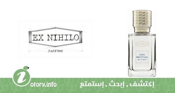 عطر فلور ناركوتيك اكس نايلو  -  perfume Fleur Narcotique Ex Nihilo