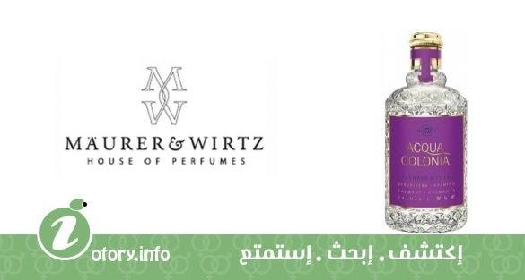 عطر 4711 أكوا كولونيا لافيندر & ثيم ماورر & ويرتز  -  perfume 4711 Acqua Colonia Lavender & Thyme Maurer & Wirtz