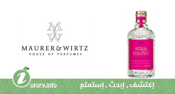 عطر 4711 أكوا كولونيا بينك بيبر & جريب فروت ماورر & ويرتز  -  4711 Acqua Colonia Pink Pepper & Grapefruit Maurer & Wirtz perfume