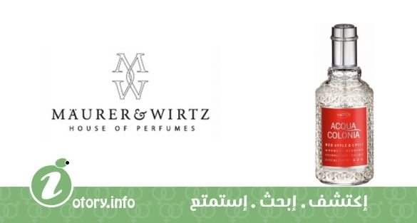 عطر 4711 أكوا كولونيا ريد أبيل & تشيلي ماورر & ويرتز  -  4711 Acqua Colonia Red Apple & Chili Maurer & Wirtz  perfume