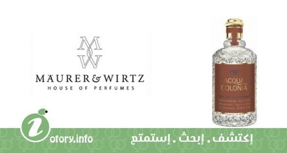 عطر 4711 أكوا كولونيا فيتيفير & برغموت ماورر & ويرتز  -  perfume 4711 Acqua Colonia Vetyver & Bergamot Maurer & Wirtz