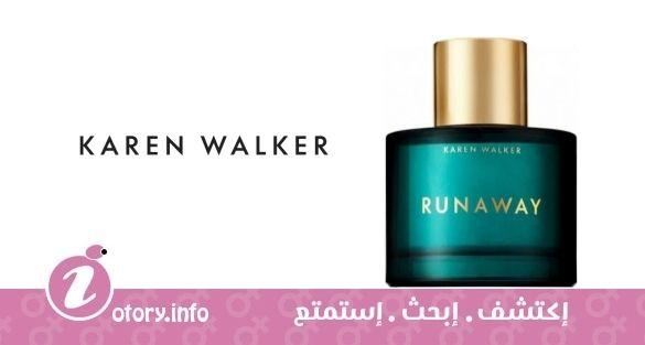 d880fec0e39 عطر راناوي كارين ووكر - Runaway Karen Walker Fragrance