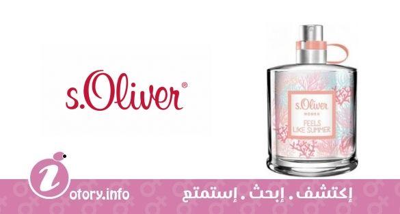 perfume Feels Like Summer Women s.Oliver