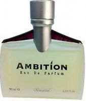 Ambition Rasasi Fragrance-عطر رصاصي أمبِشن