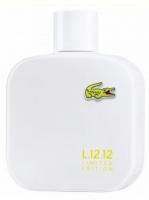 Eau de  L.12.12 Blanc Limited Edition-عطر يو دي لاكوست لي . 12.12 بلانك ليميتد اديشن