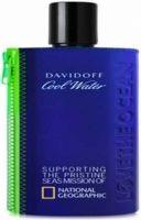 Davidoff Cool Water National Geographic Pristine Seas Fragrance-عطر دافيدوف كول ووتر ناشونال جيوغرافيك بريستين سي